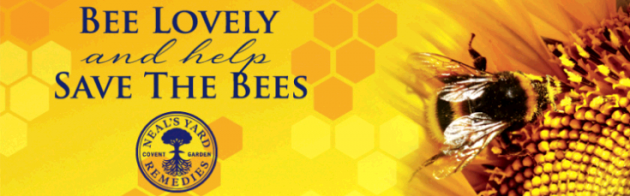 Bee lovely banner