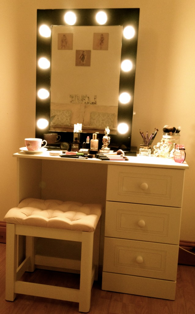 dressing table lighted mirror images ForDressing Table With Lights