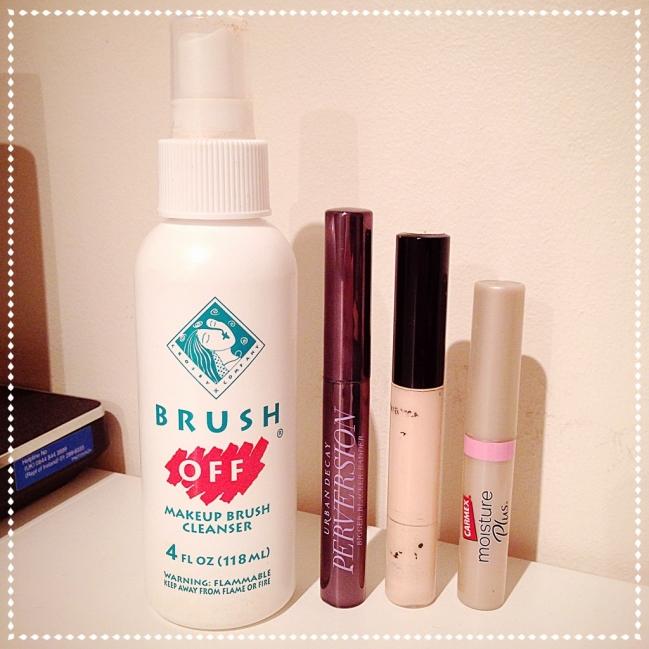 November Beauty Empties Rachael Divers Makeup Artistry