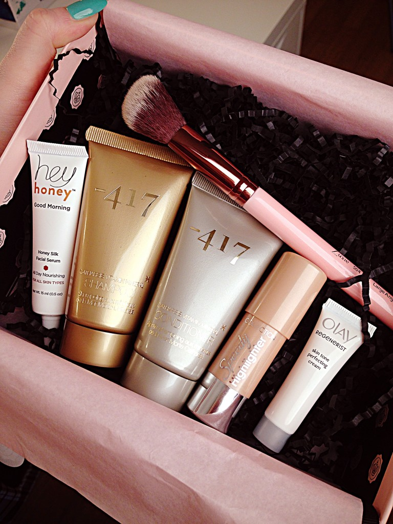 March Glossybox Unboxing