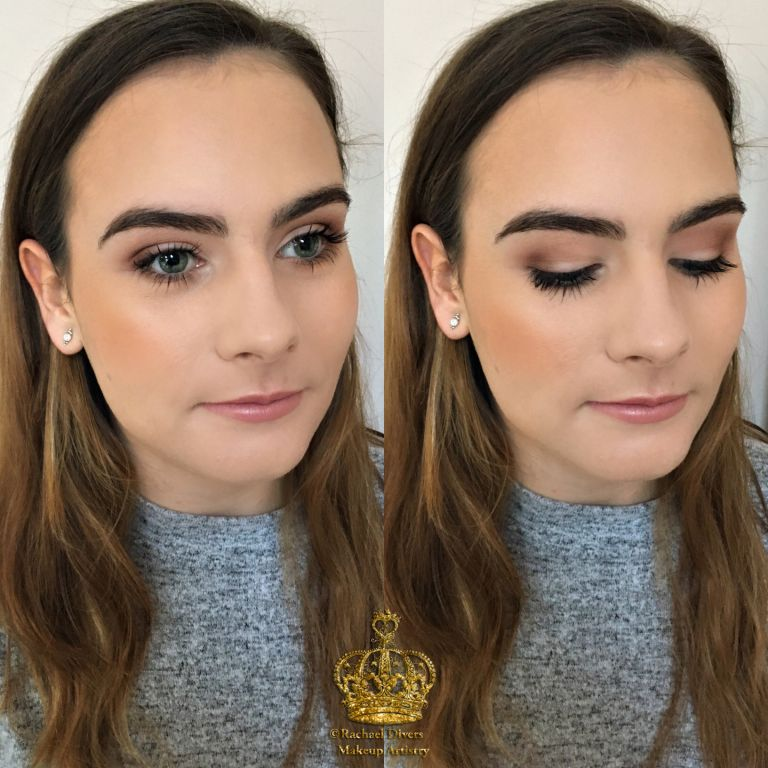Friends To Your Bridal Makeup Trial