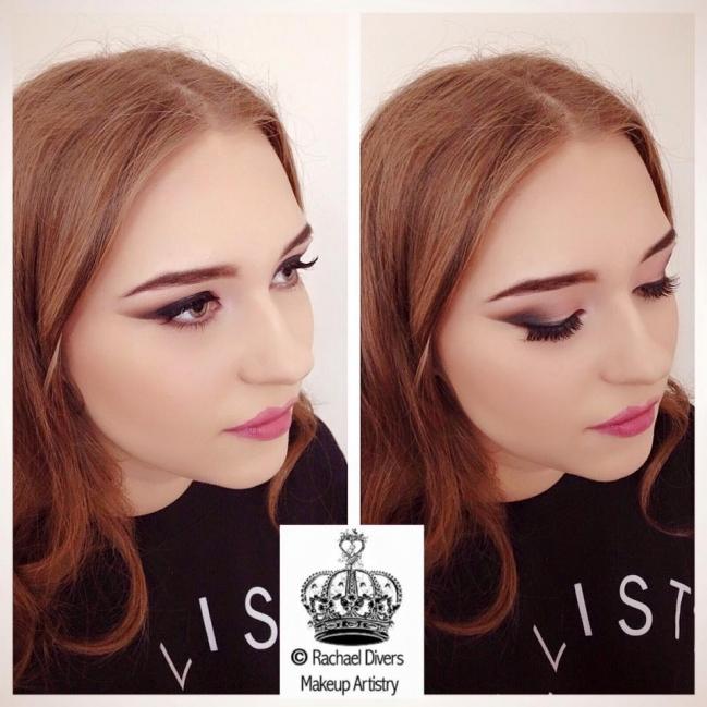Rachael Divers Makeup Artistry Barnsley Prom Makeup