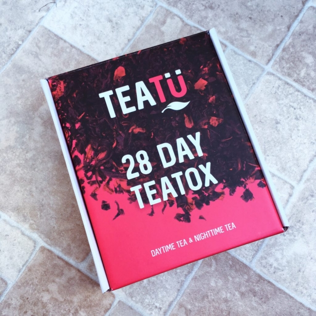 TEATU 28 Day Teaxtox Review Part 1