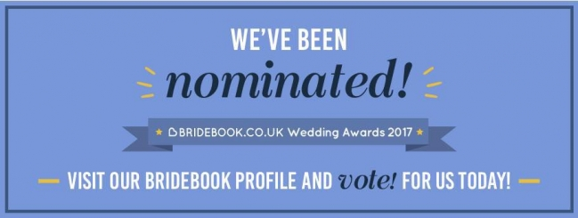 Vote for me in the Bridebook Wedding Awards 2017! | Rachael Divers Makeup Artistry