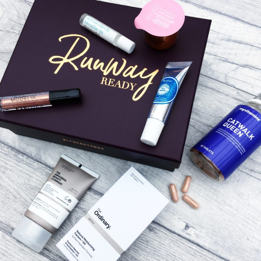 February 2017 Lookfantastic Beauty Box Unboxing | Runway Ready