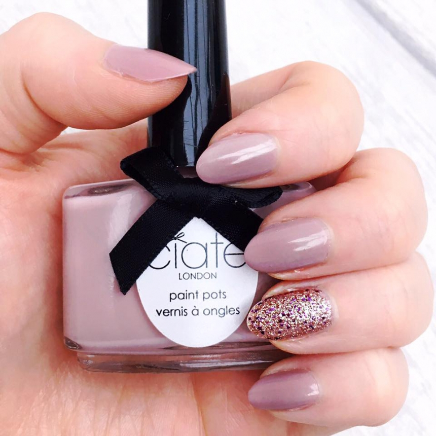 Ciate Paint Pot Nail Polish review | Iced Frappe