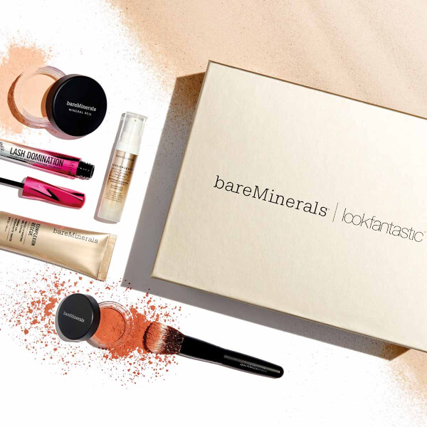 Limited Edition Lookfantastic x bareMinerals Beauty Box PLUS how to get £5 off