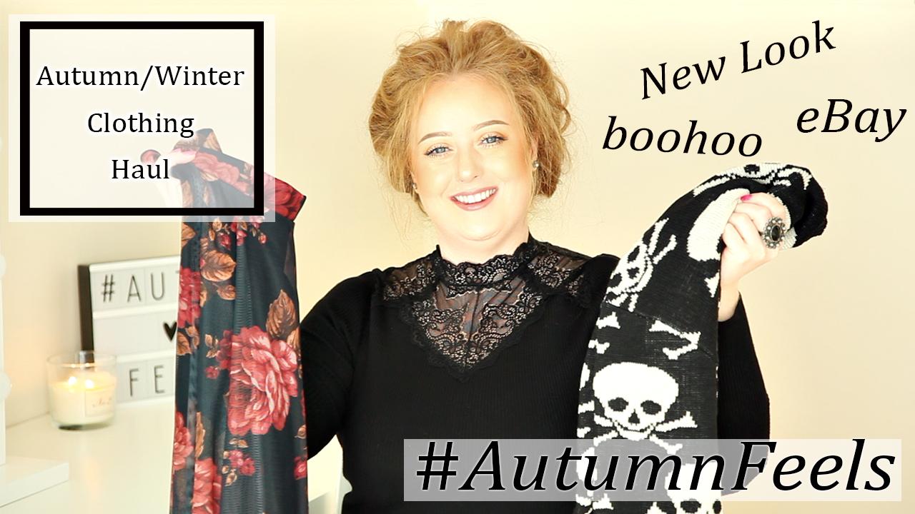 6ac889a1ea4 Autumn Winter Clothing Haul