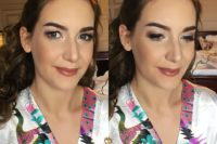 Beautiful Bridal makeover at Worley HallHotel   Rachael Divers \ Wedding Makeup Artist in Barnsley