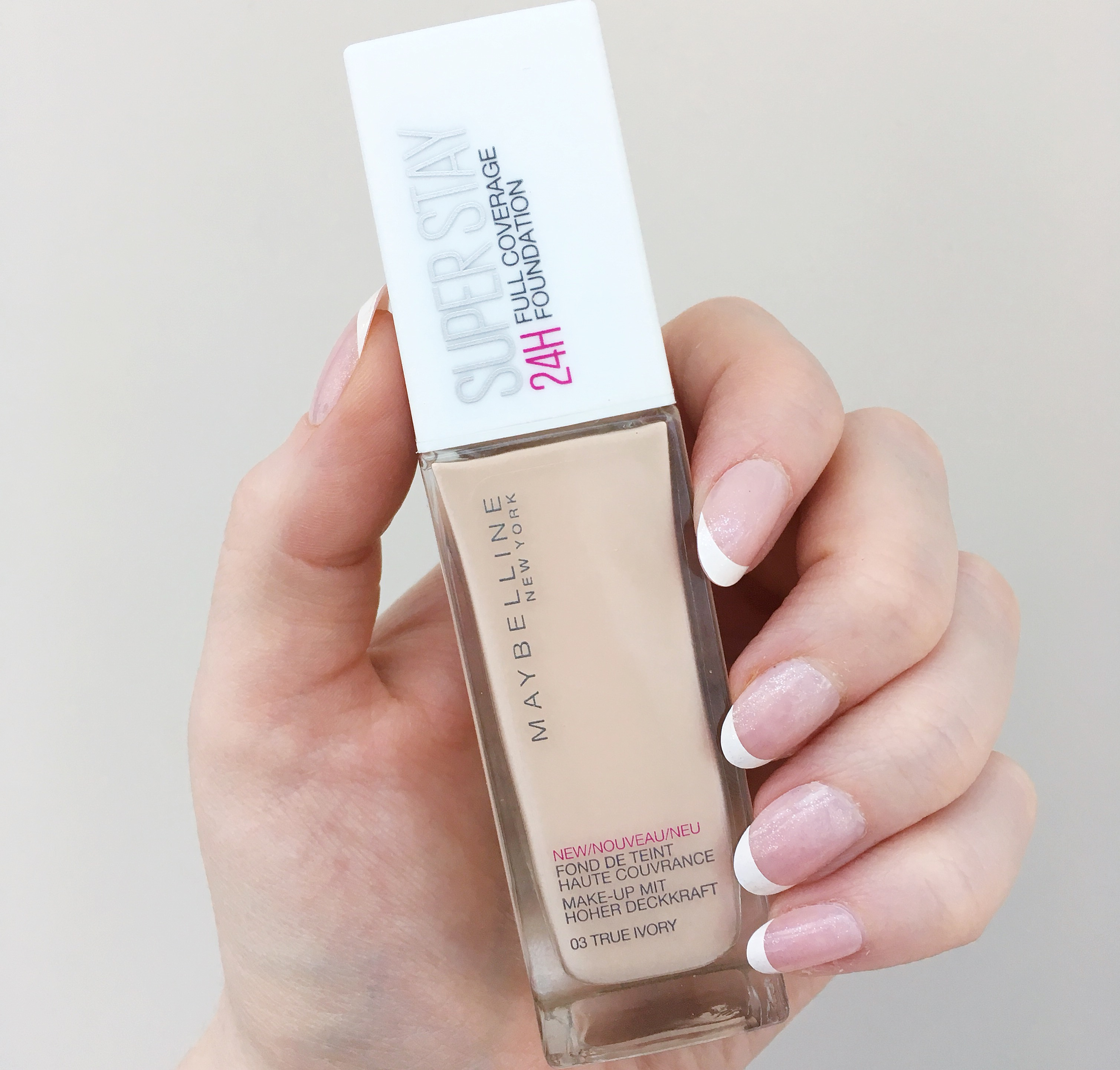 Is This The Best Drugstore Foundation Maybelline Superstay 24h Full Coverage Foundation Review Rachael Divers Makeup Artistry