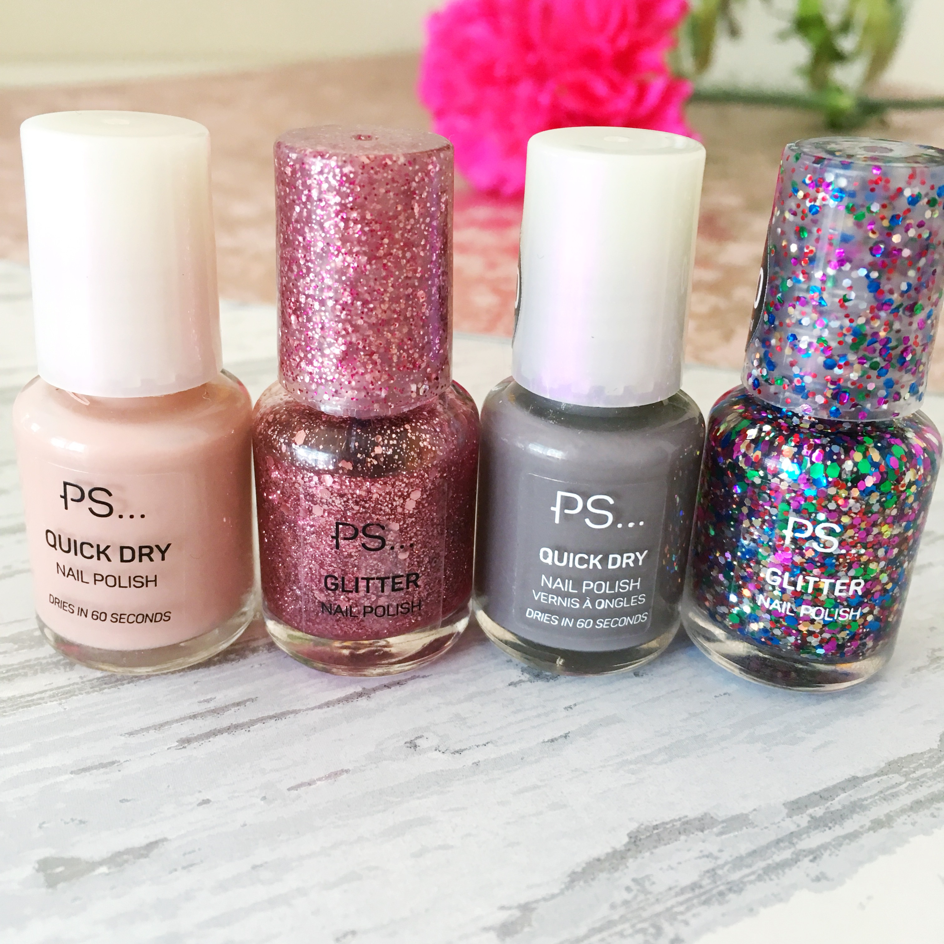 Primark PS... Quick Dry Nail Polish review - Makeup Artistry Rachael ...