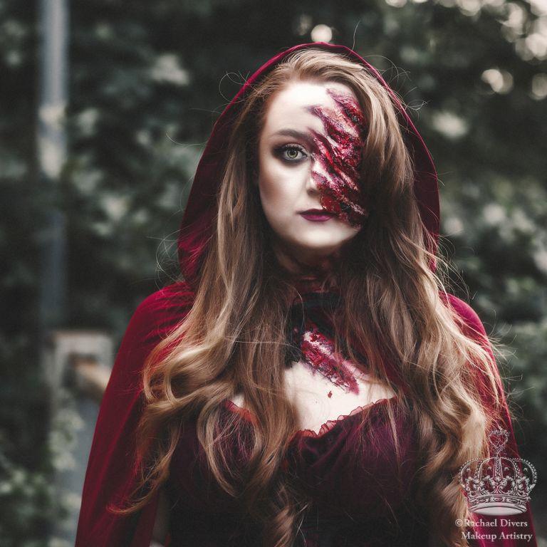 Little Red Riding Hood Costume Makeup Saubhaya Makeup