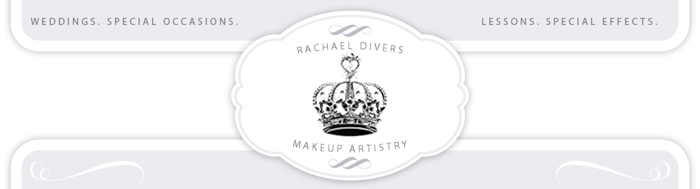 Rachael Divers Makeup Artistry logo